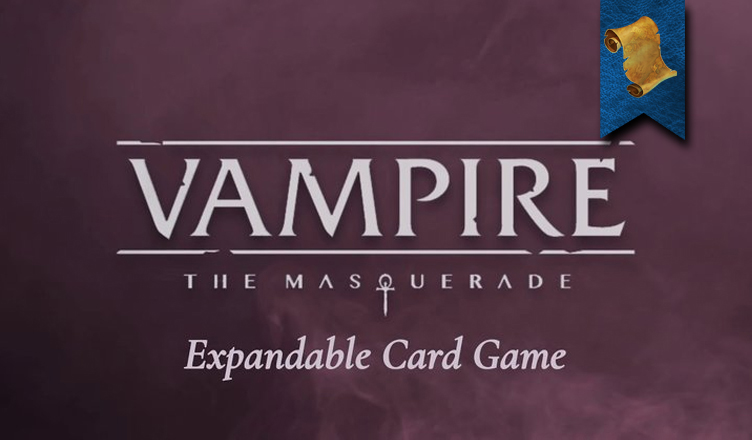 Vampire: The Masquerade – The Expandable Card Game