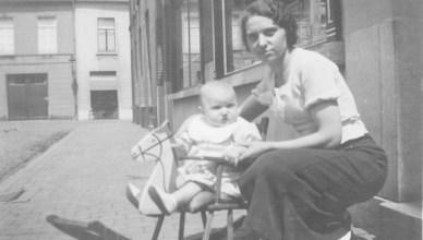 Moeder en kind - Aalst