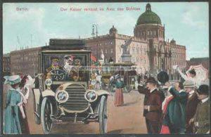 Postkarte Sammlung H. Hampe