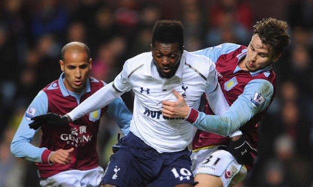 Draft Fantasy Match Preview: Tottenham vs. Aston Villa