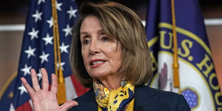 Cory Gardner 'I  put on't  understand  if  he  understands  what  he's  talking  about':  Pelosi,  legislators  toss  cold  water  on  Trump's  demand  for  a  down  payment  on  border  barrier