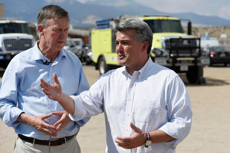 Cory Gardner Governmental  dreams  pull  Democrats  away  from  secret  Senate  races