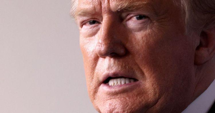 Cory Gardner Frank Rich: Trump's Potemkin Recovery