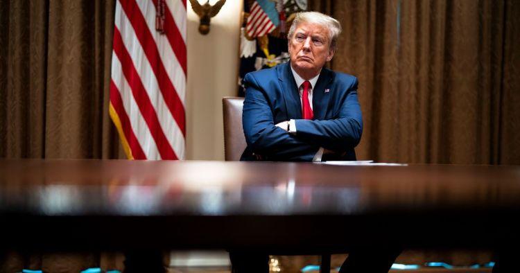 Cory Gardner Trump's Entire Coronavirus Action Is Massive Political Corruption