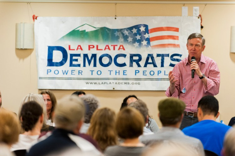 Andrew Romanoff PACs and billionaires continue to money Colorado's U.S. Senate prospects