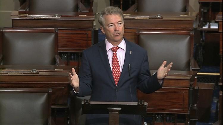 Cory Gardner 3 GOP Senators In Self-Quarantine Will Be Unable To Vote On Coronavirus Relief