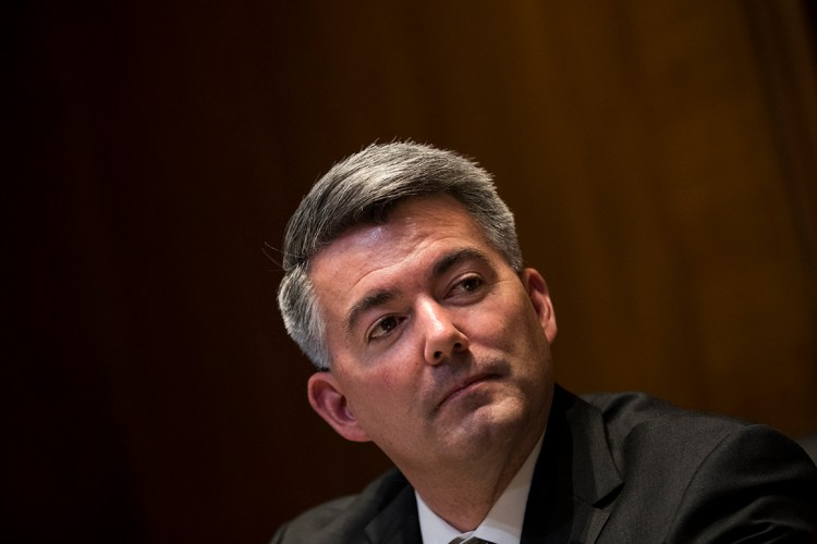 Cory Gardner Republicans try to placate Cory Gardner's opposition to Senate recess (Burgess Everett/Politico)