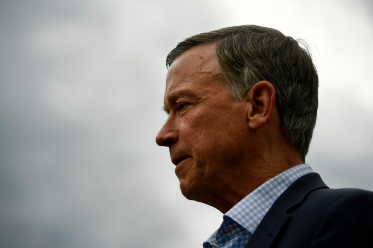 Andrew Romanoff Hickenlooper subpoenaed to testify Thursday about private flights