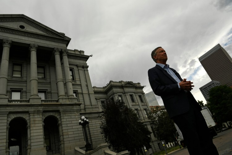 Cory Gardner John Hickenlooper fights subpoena for ethics hearing