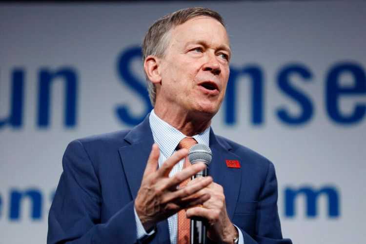 Andrew Romanoff Hickenlooper says sorry for previous 'slave ship' comment: 'I recognize that my comments hurt'