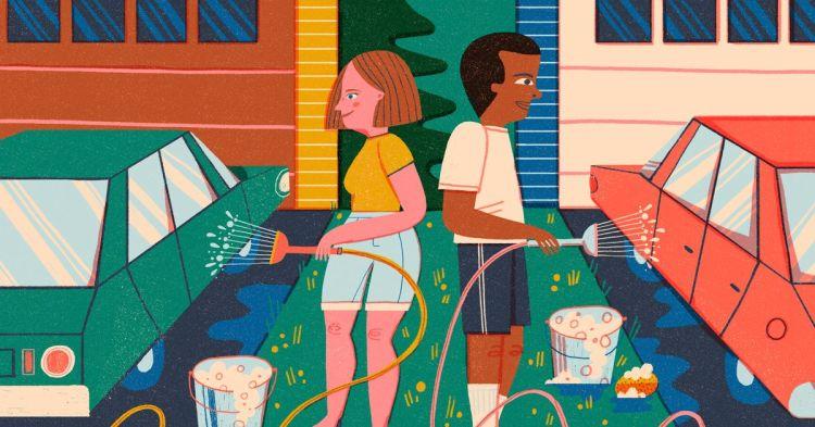 Andrew Romanoff The Neighbors Problem
