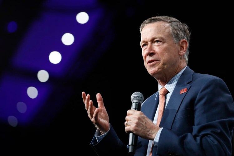 Cory Gardner Hickenlooper wins Colorado Senate primary