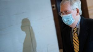 Cory Gardner GOP Senators Could Pay Political Price For Opposing Coronavirus Relief, Poll Finds