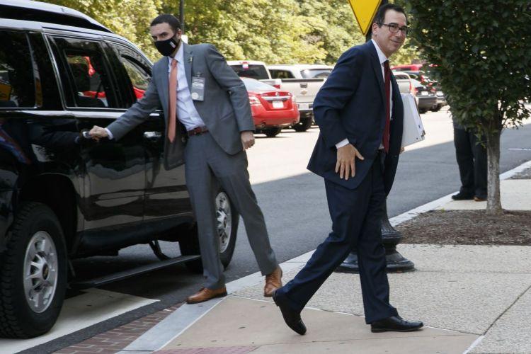 Cory Gardner Virus aid: Where things stand in high-level Washington talks