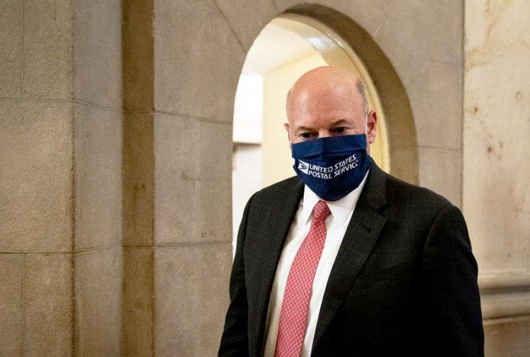 Cory Gardner DeJoy donated huge to GOP senators up for re-election; they're still silent on USPS