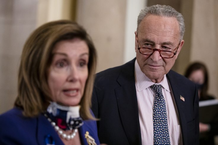 Andrew Romanoff Schumer and Pelosi-Aligned Groups Funnel Millions in Secret Cash Into 2020 Elections