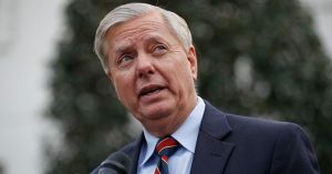 Cory Gardner Is Lindsey Graham seriously in difficulty in his South Carolina Senate race?