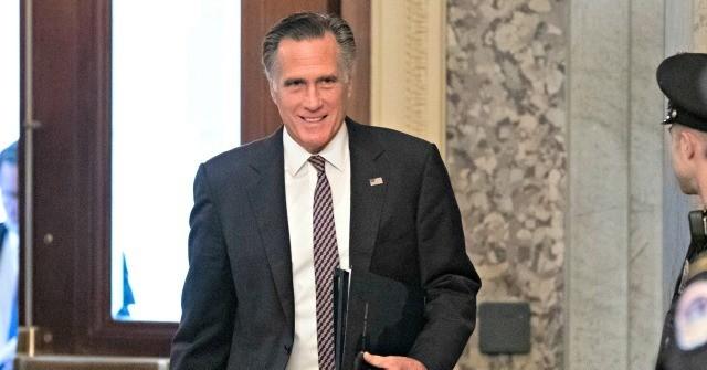Cory Gardner Mitt Romney Supports Senate Vote on President Trump's SCOTUS Nominee