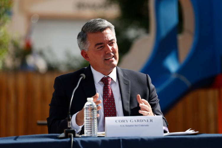 Cory Gardner Cory Gardner signals support for Supreme Court candidate Barrett