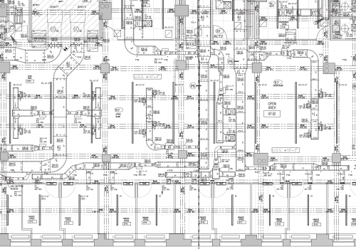 hvac design drawing check sheet