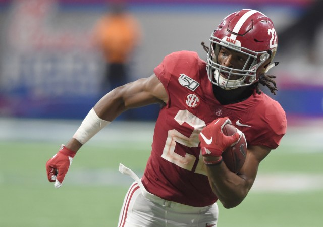 Image result for najee harris