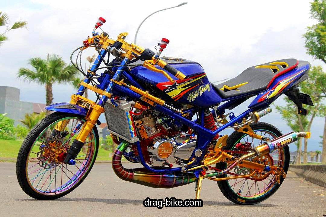 Gambar Motor Drag Bike Ninja  Onvacations Image