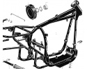 Spares/Parts For BSA B25/C25
