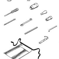 Spares/Parts for BSA A75