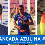 Bancada Azulina 89 – Folga movimentada