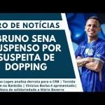 Bruno Sena suspenso por suspeita de dopping | Giro de Notícias