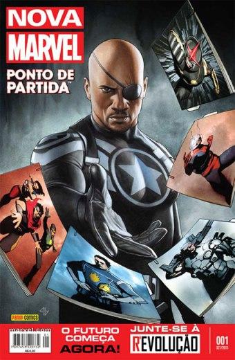 Ponto de Partida - Nova Marvel