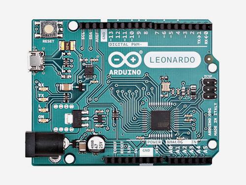 O Arduino Leonrado possui USB nativa.