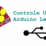 Controle USB com Arduino Leonardo