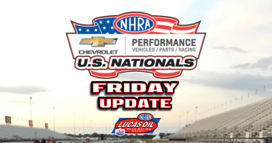 2018 NHRA US Nationals Sportsman Results - Friday