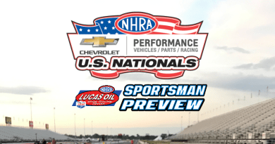2018 NHRA US Nationals Lucas Oil Sportsman Preview