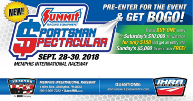 IHRA Summit Sportsman Spectacular Memphis