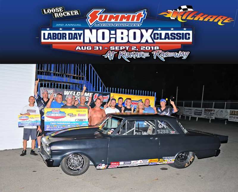 Caleb Ellison Fri Gamblers Winner