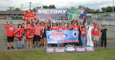IHRA Division 3 Track of the Year Dragway 42