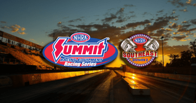 2018 NHRA Division 2 Bracket Finals Winners