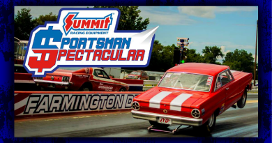 IHRA Farmington Summit Sportsman Spectacular Winners