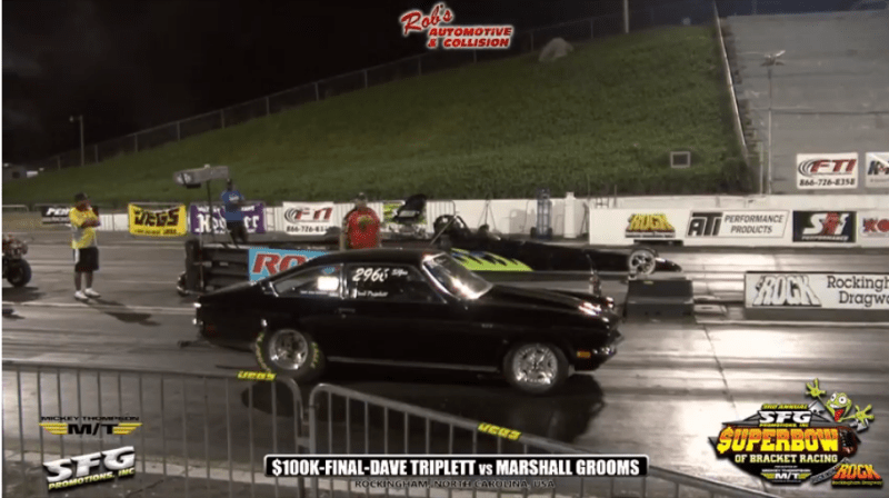 Sunday SFG Super Bowl 100k Final Round Grooms vs Triplett