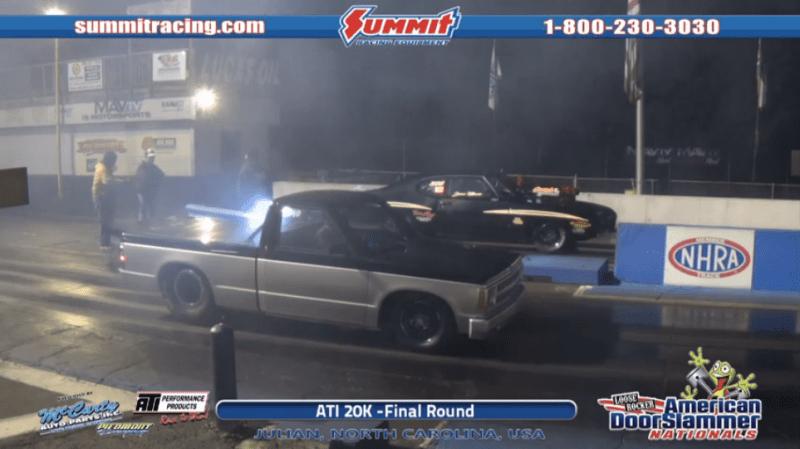 2018 Loose Rocker American Doorslammer Final round Lou Grecco vs Chris Bear