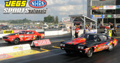 2019 Jegs NHRA Sportsnationals