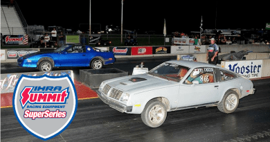 IHRA Summit Super Series Sportsman Class