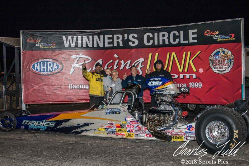 Jeremy Maples Tulsa Triple 5 Super Pro High Roller Winner 112418