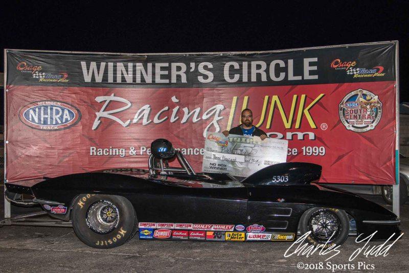 Robby Winkle Tulsa Triple 5 No Box Winner 112418