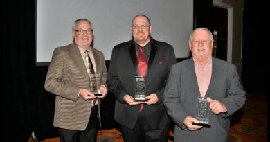 Hullinger Tharpe Miller 2018 D3 Hall of Fame