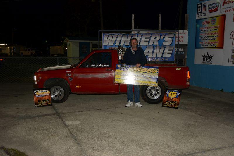 Jerry Rogers KOC sportsman winner 012619