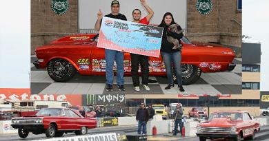 Marko Perivolaris Sonoma Raceway Pro winner