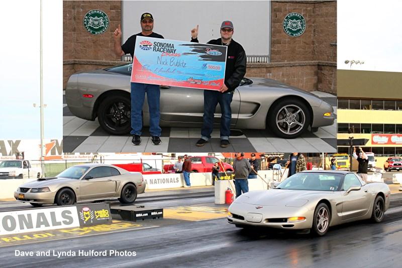 Nick Bublitz Sonoma Sportsman Winner 012619